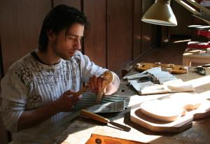 David Cervelli, Violin Maker, Cremona